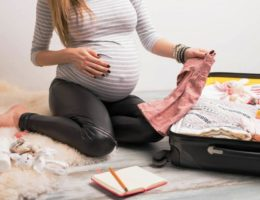 bolsa de maternidade. fonte: unpublished